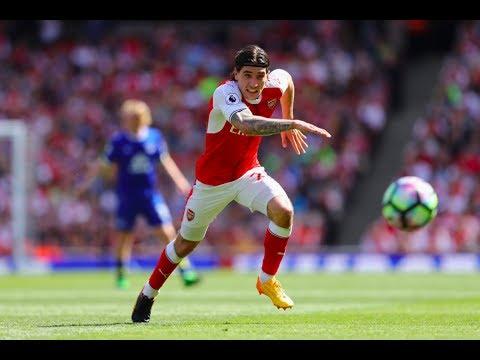 Hector Bellerin • Speed • World's Fastest Football Player • HD