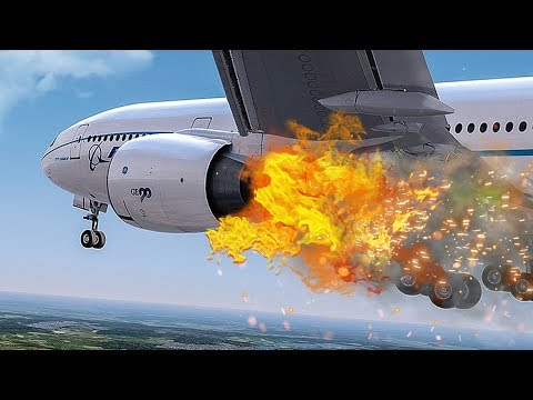 Engine On Fire | Emergency After Takeoff | New Flight Simulator 2018