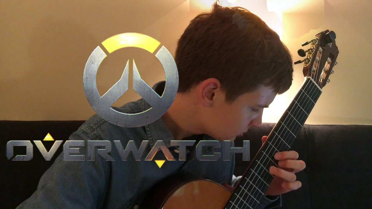 Overwatch Main Theme Tab by Overwatch - Guitar Tabs with ...