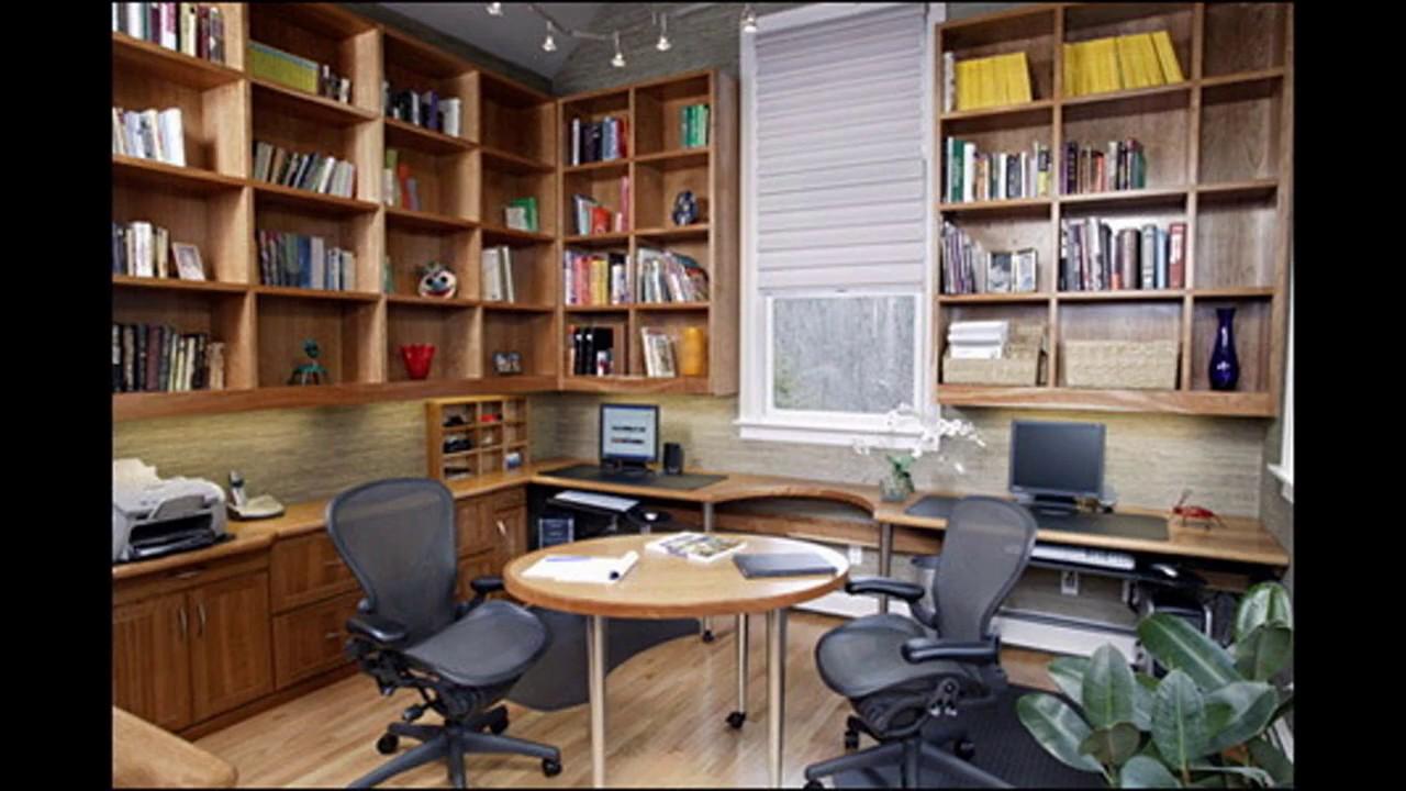 Ideas de dise o de oficina en casa youtube for Diseno de oficinas en casa