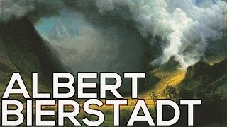 Albert Bierstadt: A collection of 404 paintings (HD)