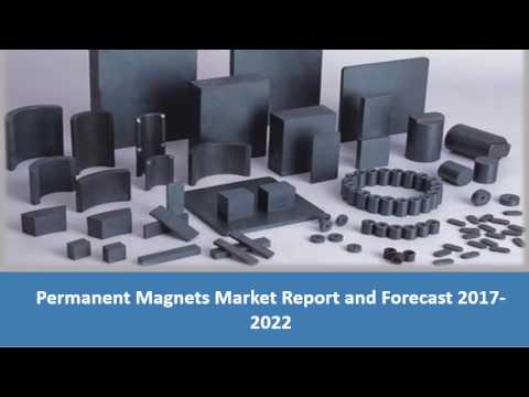 Permanent Magnet Market Size, Share, Trends   Industry Report 2017-2022