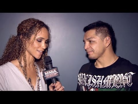 """Leonard Garcia: """"Coach Told Me We Might Have Won, We Might Have Lost"""""""