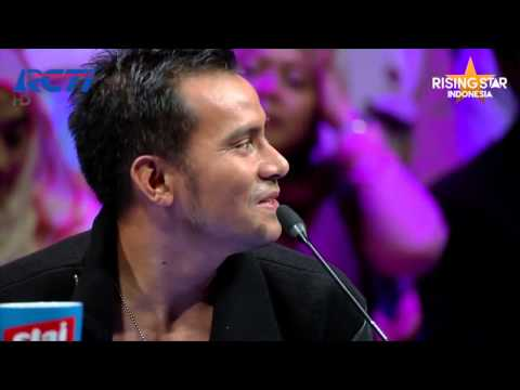 Ahmad Dhani Feat  Judika  Nuansa Bening    Rising Star Indonesia Live Duels 3 Eps 11