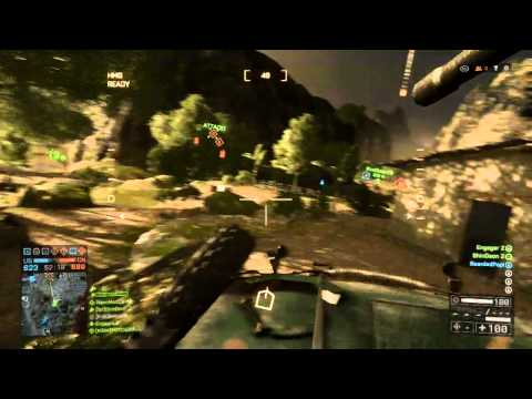 LIVE BattleField 4 China Rising & 2nd Assault
