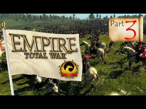 Empire total war: Episode 3 - Creating the French trade flee