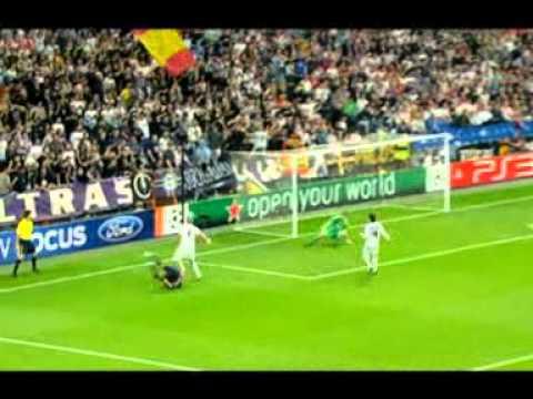 Real Madrid vs Tottenham 4-0 HD Goles 05/04/11