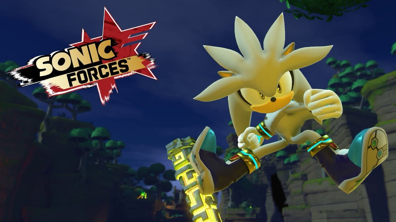 Sonic Forces Episode Silver [4K 60fps] - YouTube