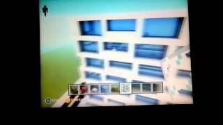 ma ville moderne(sur minecraft) (xbox360)