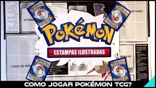 Como Jogar Pokemon TCG?