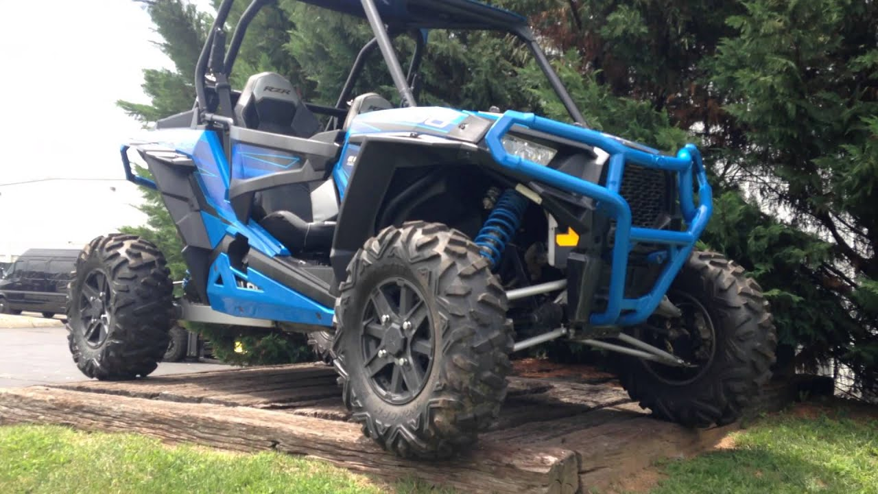 2015 Polaris Rzr 1000 With Accessories Youtube