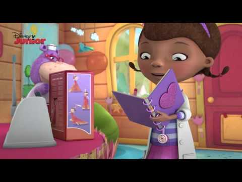 Step Out Song | Doc McStuffins | Official Disney Junior UK HD