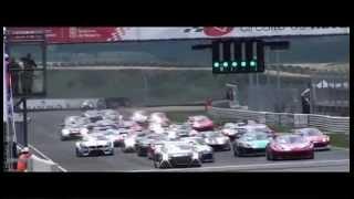 spot blancpain endurance series y lamborghini challenge 13 y 14 de octubre de 2012