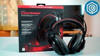 HyperX Cloud Revolver | Los auriculares gaming del año!