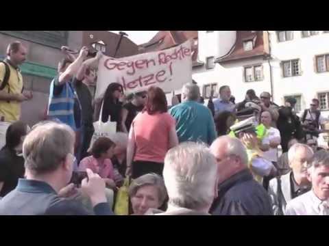 AFD - Bernd Lucke 1. Rede Stuttgart