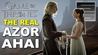 Game Of Thrones - Azor Ahai And Lightbringer Prophecy