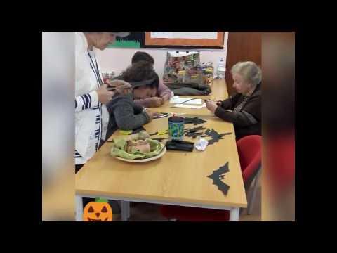 Centro Comunitário de Vila Nova da Telha: Halloween