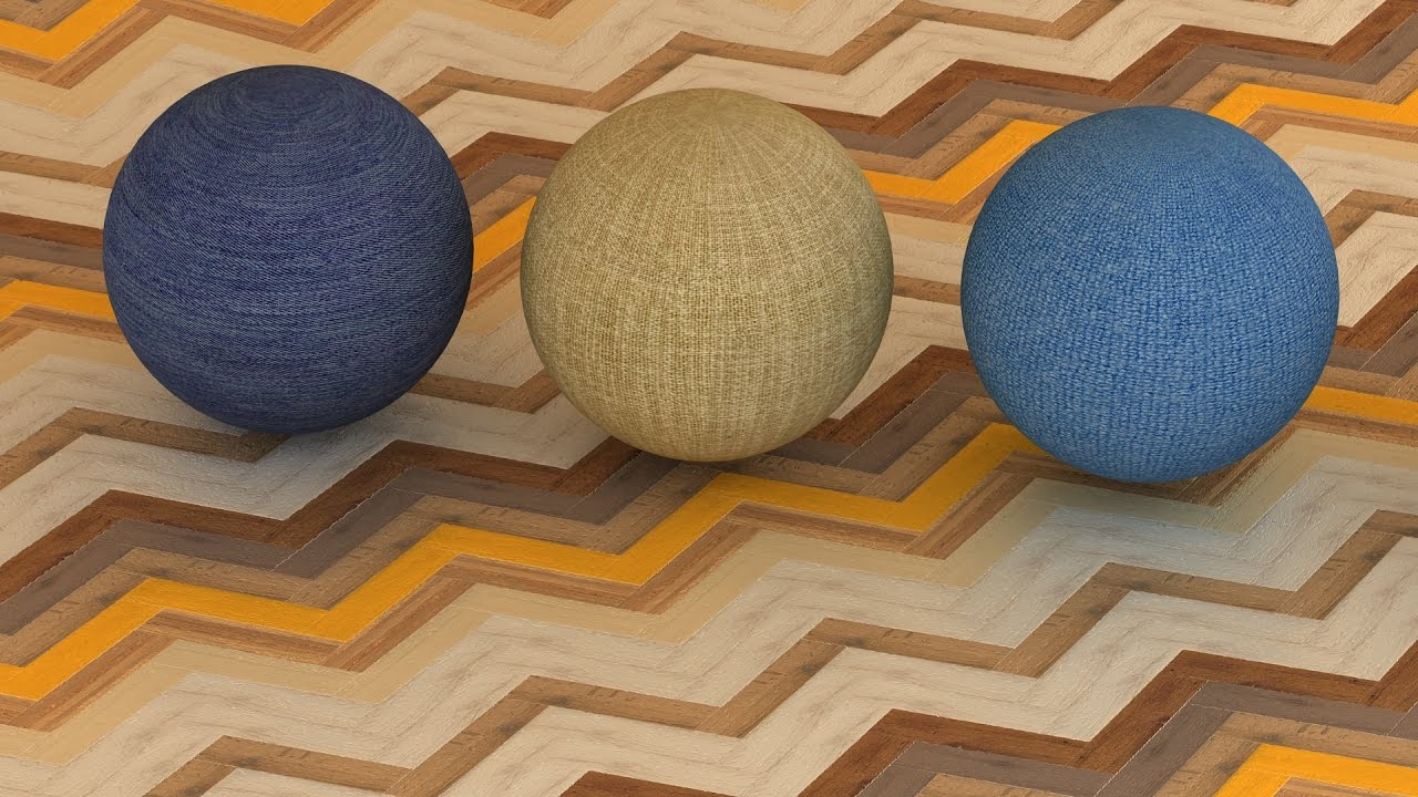 3ds Max Vray Realistic Cloth Material Tutorial - YouTube