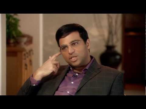 LONG STORY SHORT WITH LESLIE WILCOX: Viswanathan Anand - Fiv
