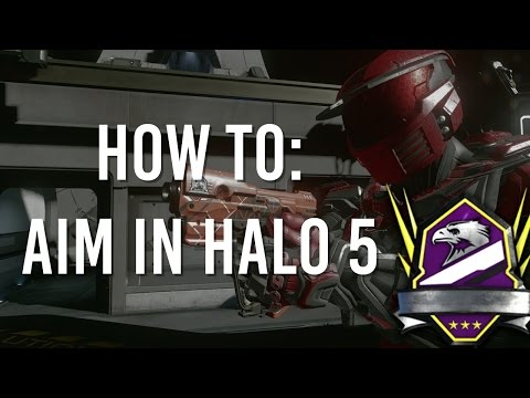 How To Aim In Halo 5