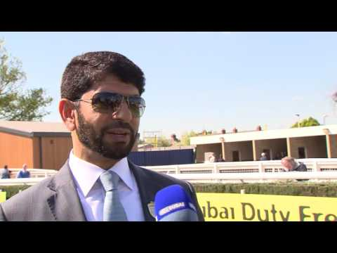 Saeed bin Suroor on his great start to the UK season