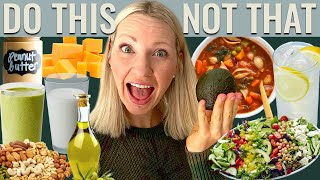 How To GAIN WEÏGHT the Healthy Way (Sustainable Nutrition Tips)