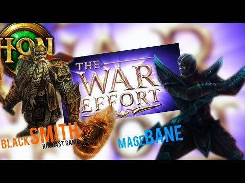HON | Magebane & Blacksmith ตะลุยเควส !! The War Effort