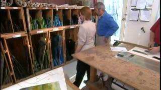 Making Stained Glass Windows