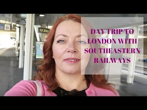 Day Trip to London with a Teenager c/o Southeastern | Kate Sutton
