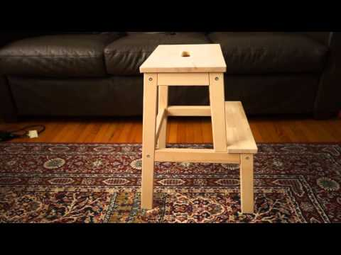 Overview of Ikea BEKVAM Step Stool & Overview of Ikea BEKVAM Step Stool - YouTube islam-shia.org