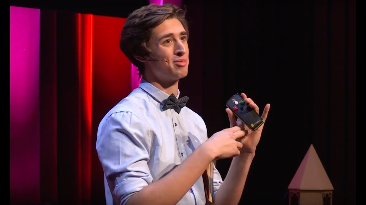 Journey to lucidity | Liam McClain | TEDxYouth@ISH - YouTube