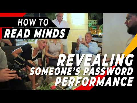 How To Read Minds (Trick 2 Of 20) - Performance