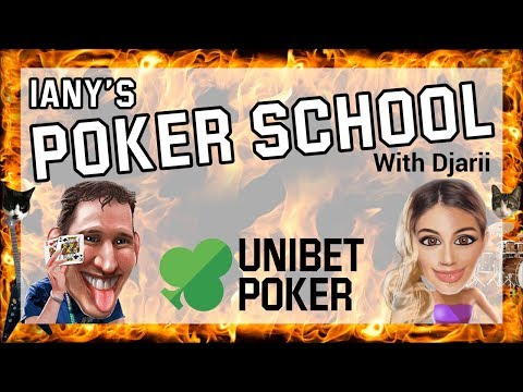 Iany's Poker School - with Djarii