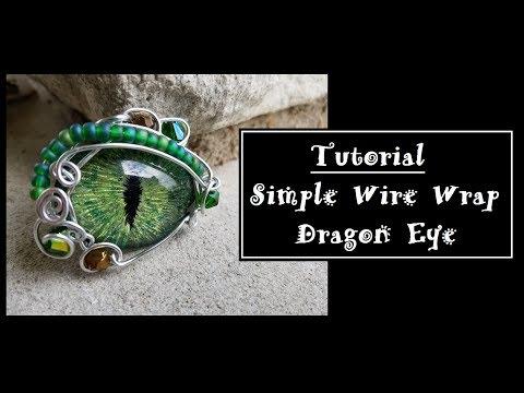Simple Wrap Dragon Eye