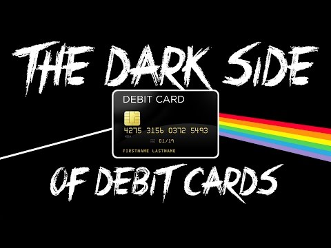 The Dark Side of Debit Cards