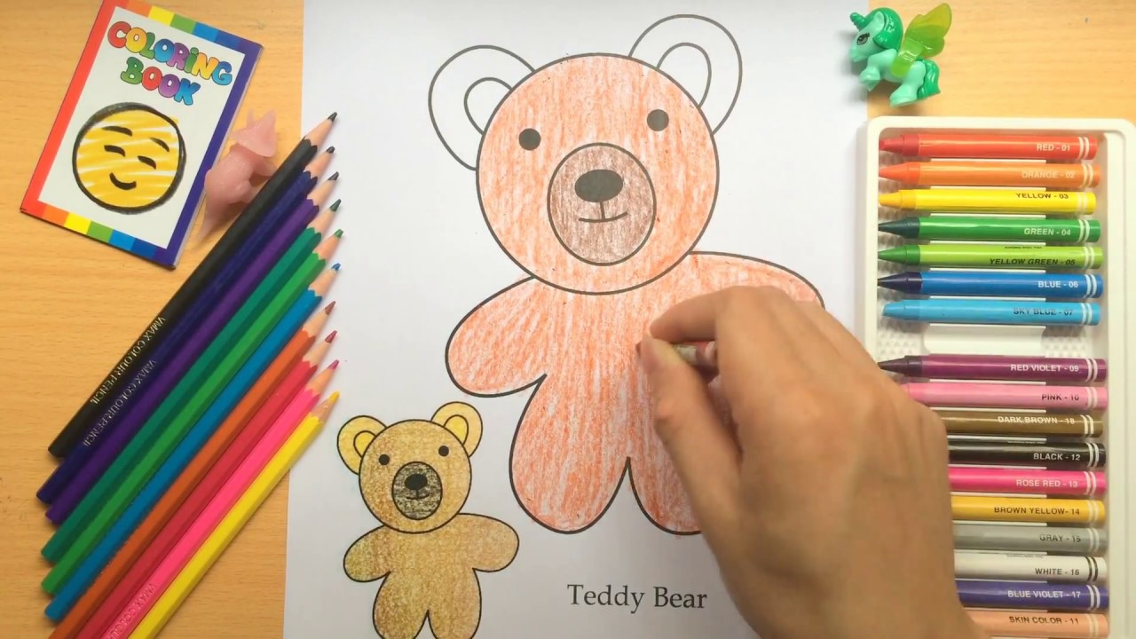 teddy bear coloring pages plus lots more coloring pages by
