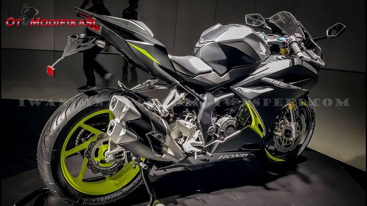 All New Honda Cbr250rr 2016 Harga Standar 68 Jutaan Abs 74 Jutaan