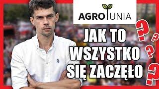 AGROunia - Początek
