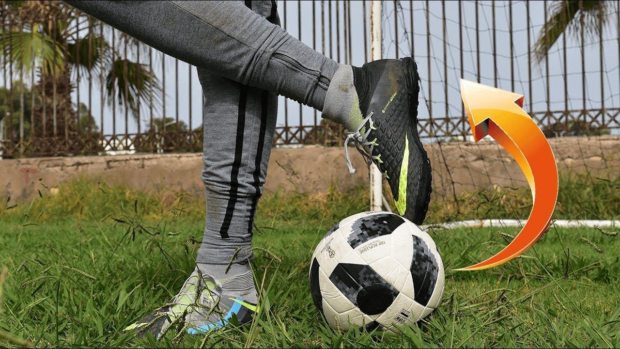 تعلم 3 مهارات كرة قدم  سهلة لكن رهيبة و مذهلة ستصدم بها أصدقائك في الملعب !! (لاتفوتك