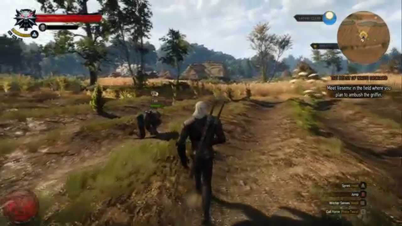 The Hunt Gameplay