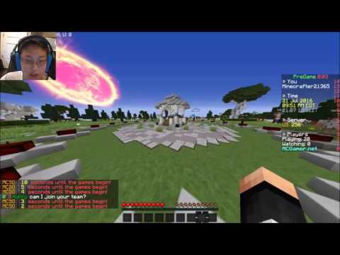 MCSG Survival/Hunger Games | THE WORST HACKER EVER! | Minecraft PvP