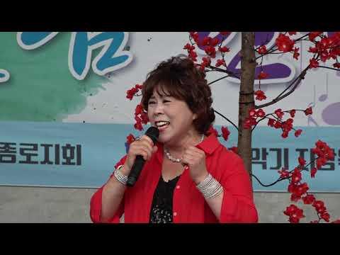 가수 MC  잃어버린30년  어머니  효사랑어울림한마당 용두그린공원 무대 2019 6 23