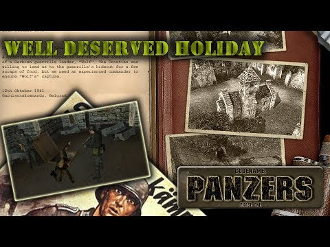 "Codename: Panzers, Phase One. Germany mission 9 ""Well Deserved Holiday"" 