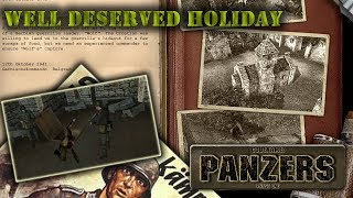 """Codename: Panzers, Phase One. Germany mission 9 """"Well Deserved Holiday"""""""