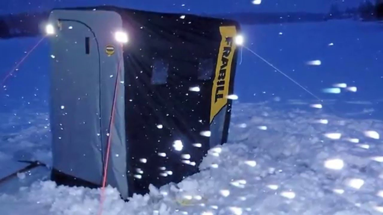The Ice Tent IV - A New Beginning & The Ice Tent IV - A New Beginning - YouTube