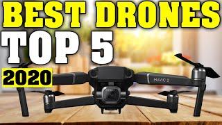 TOP 5: Best Drones 2020