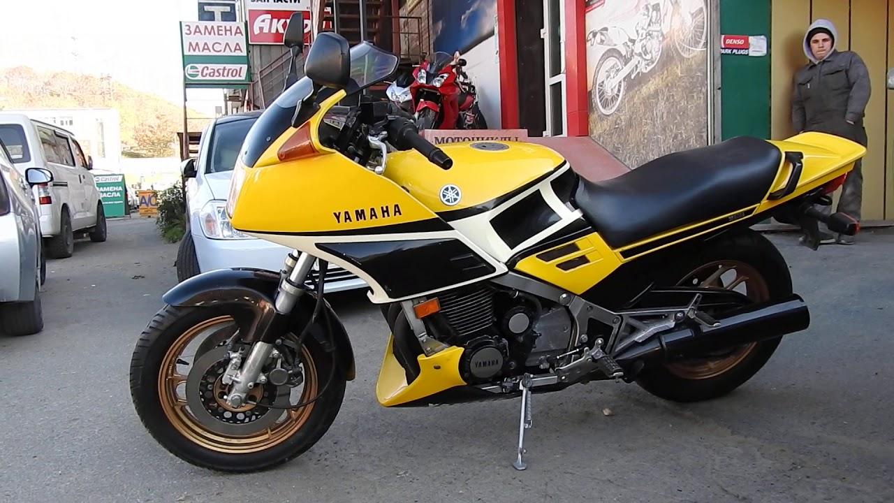 Streetfighter Yamaha fj-bandit 1200.