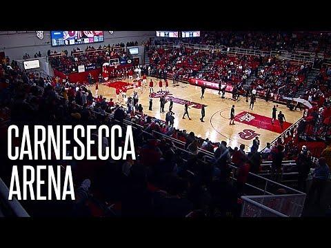 SJUBB Facitlites: Carnesecca Arena