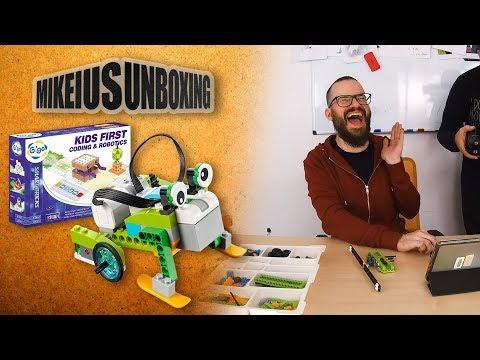 STEM και η εισβολή των ρομπότ! - Mikeius Unboxing