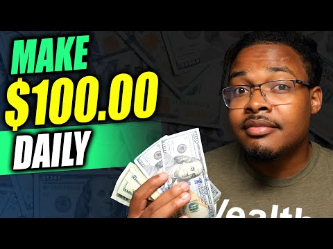 3 ways to make $100 a day with No Work